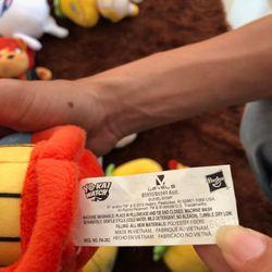 Thú nhồi Bông Yokai - dư - Phim hoạt hình Yokai Watch - xuất xin dư giá sỉ