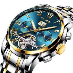 Đồng hồ cơ Tevise 239 giá sỉ