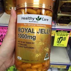 Sữa Ong Chúa Royall Jelly 1000mg 100 Úc giá sỉ, giá bán buôn