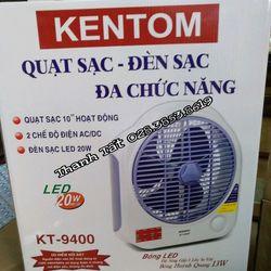 Quạt Sạc KenTom giá sỉ