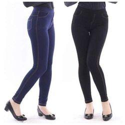 Quần legging giả jean dài giá sỉ giá bán buôn giá sỉ