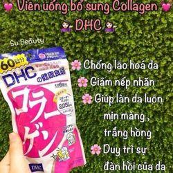 Viên uống dhc bổ sung collagen giá sỉ