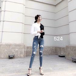 jean dài nữ 524 giá sỉ