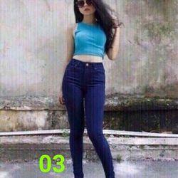 jean dài nữ 003 giá sỉ