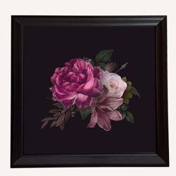 Tranh vải Canvas TREO TƯỜNG kèm khung như hình-M01 giá sỉ