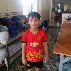 Đồ đá banh trẻ em Manchester United đỏ giá sỉ