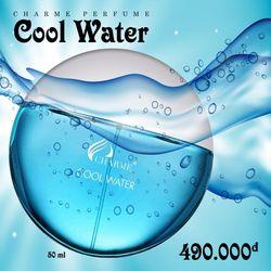 Nước Hoa Nam Charme Cool Water 50ml giá sỉ