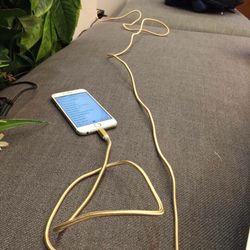 Cáp sạc dài 3 mét bằng dây dù siêu bền