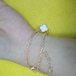 lắc tay kim loại xi vàng giá sỉ 8k bao gồm dây và mặt hàng đẹp y hình lun vì hình tự chụp nha giá sỉ