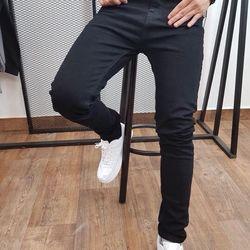 quần jean đen dài nam trơn giá sỉ