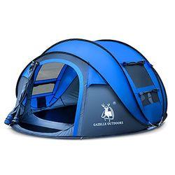 Lều cắm trại tự động gazelle outdoor GL1265 giá sỉ