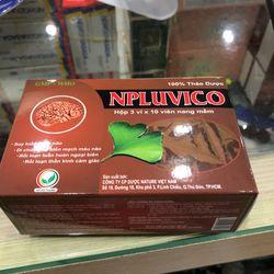 Thuốc điều trị bệnh tiền đình bằng thảo dược NP LUVICO