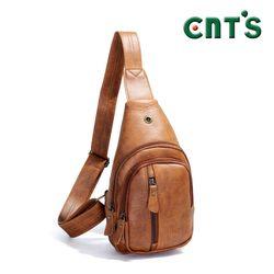 Túi đeo chéo CNT unisex MQ15 cá tính BÒ ĐẬM giá sỉ