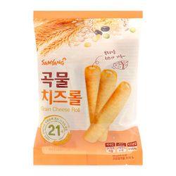 Bánh xốp ngũ cốc nhân phô mai Samyang Gói 80g giá sỉ