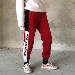 quần jocker thể thao in chữ chữ sọc giá sỉ, giá bán buôn