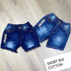 Quần short jeans bé trai Sun Moon - Ninh Khương giá sỉ