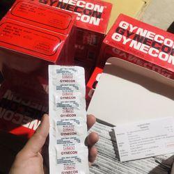 huốc đặt phụ khoa GYNECON - THÁI LAN - HÀNG NA DATE 2019 giá sỉ