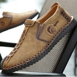 Giày mọi nam thiết kế không đụng hàng dáng sang chảnh 607 giá sỉ