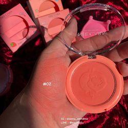 Má hồng Neecara trái dâu N314 sỉ 55k - tone 1 2 4