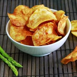 Khoai tây trứng muối giá sỉ