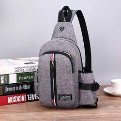 Túi đeo chéo có túi đựng nước bên hông giá sỉ