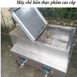 Bếp rán nướng dùng gas và điện DFD545 giá sỉ