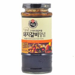 Sốt BBQ Ướp Sườn Heo Beksul 290g giá sỉ