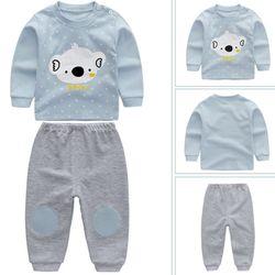Bộ quần áo cho bé hình thú vô cùng đáng yêu 101 giá sỉ