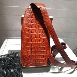Túi bao tử - Túi đeo chéo cá sấu giá sỉ