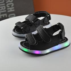 Giày Sandal cho bé trai đèn led 02 giá sỉ