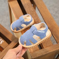 Giày Sandal cho bé gái 04 xanh giá sỉ