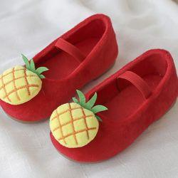 Giày Búp bê cho bé gái Thơm đỏ 04 giá sỉ