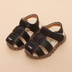 Giày Sandal cho bé trai 03 đen giá sỉ