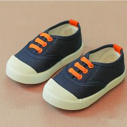 Giày thể thao cho bé trai và bé gái có dây 06 xanh than giá sỉ