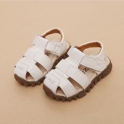 Giày Sandal cho bé trai 03 trắng giá sỉ