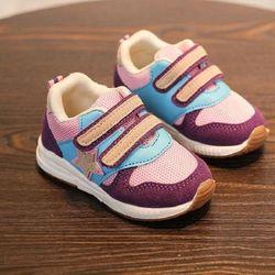 Giày thể thao cho bé gái ngôi sao 01 hồng giá sỉ