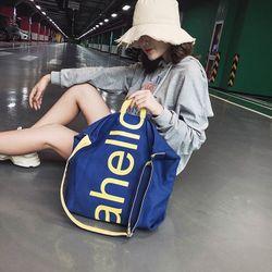 """Túi Big Bag Say Hello Đựng Cả """"Thế Giới"""" Trends Nhật Bản TX24 giá sỉ"""