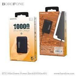 PIN DỰ PHÒNG BOROFONE BT13 10000AMH giá sỉ