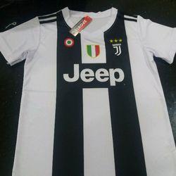Đồ bộ thể thao bé trai Juventus sọc trắng đen giá sỉ