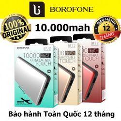 PIN DỰ PHÒNG BOROFONE BT12 10000AMH giá sỉ