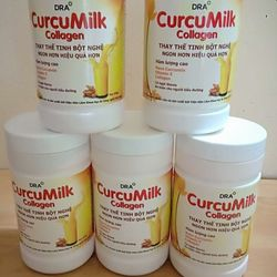 Sữa nghệ curcumilk colagen giá sỉ