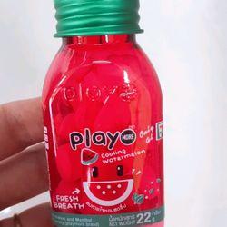 Kẹo Play Dưa Hấu Kẹo Play xí muội giá sỉ