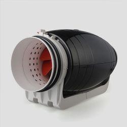Quạt hút đồng trục siêu êm âm trần HDD-150P