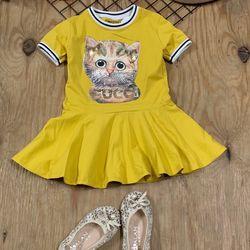 Đầm mèo kim sa giá sỉ