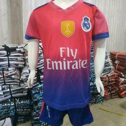 Đồ bộ thể thao bé trai Real Madrid giá sỉ