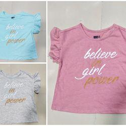 Áo phông cộc tay trẻ em xuất dư cho bé gái - khosire