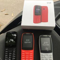 Nokia 210 mẫu mới vừa ra mắt hè 2019 giá sỉ