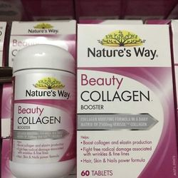 Viên Uống Collagen Nature's Way Của Úc 60 viên giá sỉ