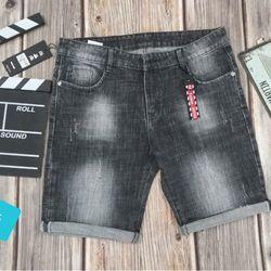 Quần short jean đại xám thời trang giá sỉ