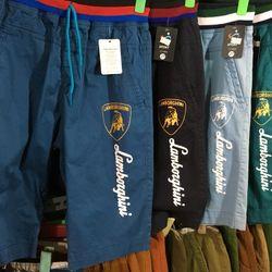 Quần short kaki lưng thun vải co giãn giá sỉ, giá bán buôn